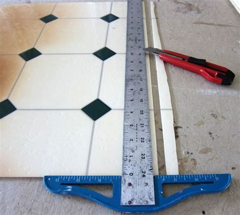 how to make a custom rug out of fabric vinyls and