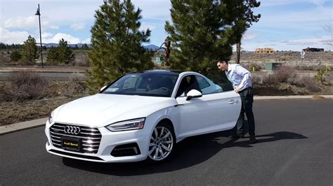 new audi a5 2018 2018 audi a5 coupe look