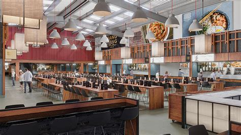 Bang Bang Oriental is an Asian food court in Colindale   Latest news   Gastroblog   Hot Dinners