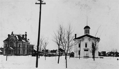 Antigo Post Office by Langlade County Wisconsin Historical Places Photographs