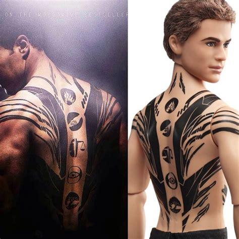 divergent tattoo four 22 best diverge images on divergent insurgent