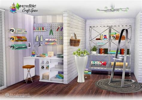 furniture by simcredible custom content simcredible designs craft space sims 4 downloads