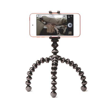 Tripod Gorilla Kamera Smartphone Hp Large Universal joby griptight gorillapod stand for smartphones charcoal dogarental nonaktif