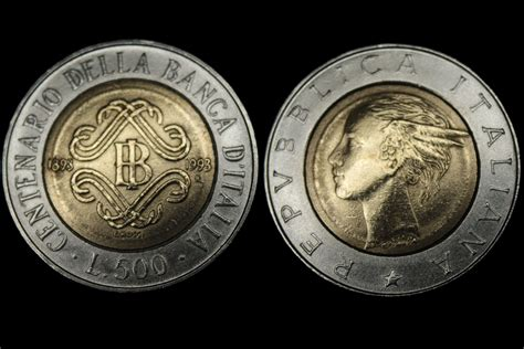 500 lire centenario d italia valore file lira italiana commemorativa d italia per un