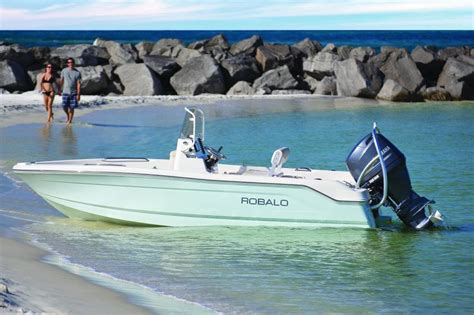 are robalo boats good quality boat details st joseph michigan boating dealership