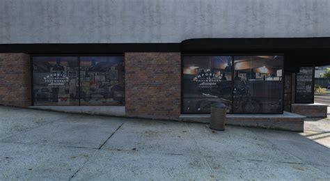 Deus Ex Machina Siluet Store 3 deus ex machina customs store gta5 mods