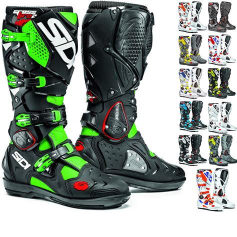 sidi crossfire motocross boots sidi crossfire 2 srs motocross boots motocross boots