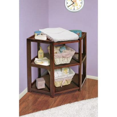 corner changing table cherry 1000 ideas about corner changing tables on