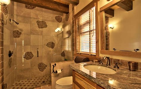 rustic style bathrooms 20 marvelous rustic bathroom design
