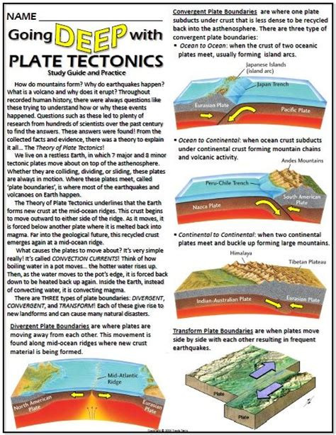 Plate Tectonics Essay by Best 25 Plate Tectonics Ideas On Earth Science Activities What Causes Earthquakes