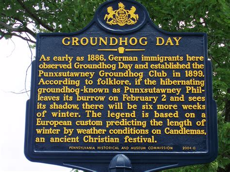 groundhog day legend groundhog day groundhog day as early as 1886 german