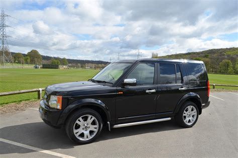 land rover discovery 2005 land rover discovery 3 2 7 tdv6 s 2005 55 plate 163 8 480