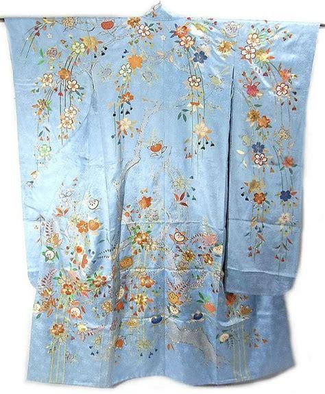 Kimono Blue Lbkim038 Metropolitan 1 1000 images about kimono on kimonos taisho