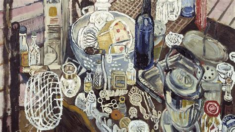 Kitchen Sink Realism Radio 3 Bratby Still With Chip Frier 1954 Waves Social