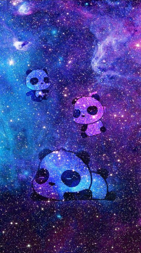 galaxy pandas wallpaper  katnini    zedge