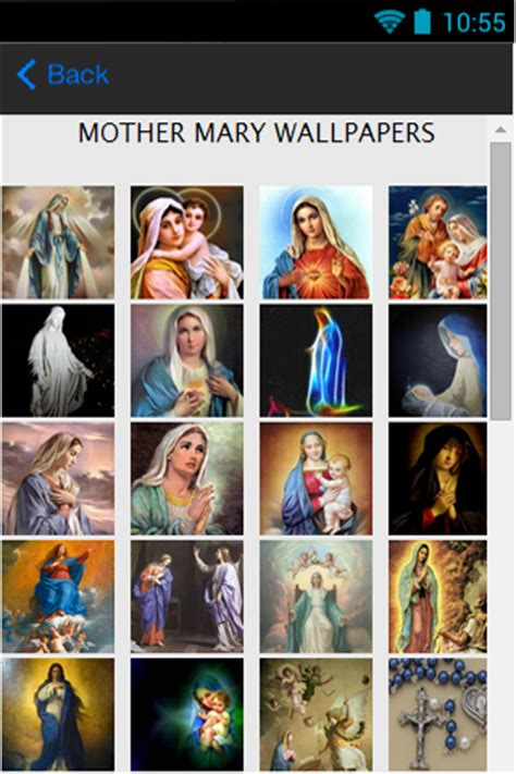 Mother Mary Phone Wallpapers   Android Apps on Google Play