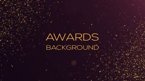 award particles background by ttp999 videohive