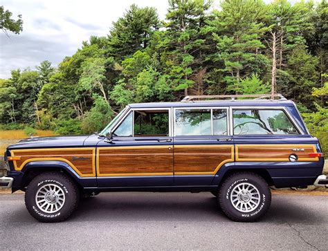 Grand Wagoneer For Sale by 1991 Jeep Grand Wagoneer For Sale 83196 Mcg