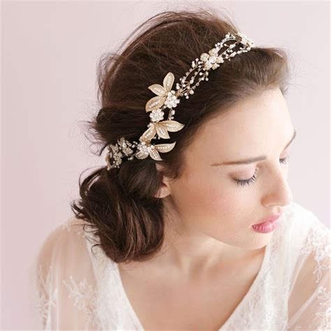 Wedding Hair Accessories High by Witte Brede Haarband Pictures To Pin On Tattooskid