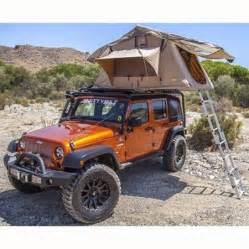 Jeep Roof Tents Smittybilt Overlander Tent Gets You Trek Ready