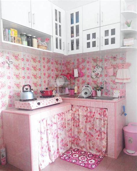 Stiker Kompor Shabby desain dapur shabby chic ukuran kecil minimalis kitchen