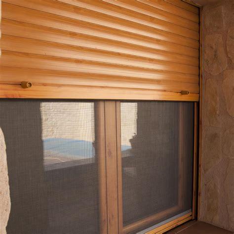 persiana para ventana ventana con persiana y mosquitera aluminer albacete