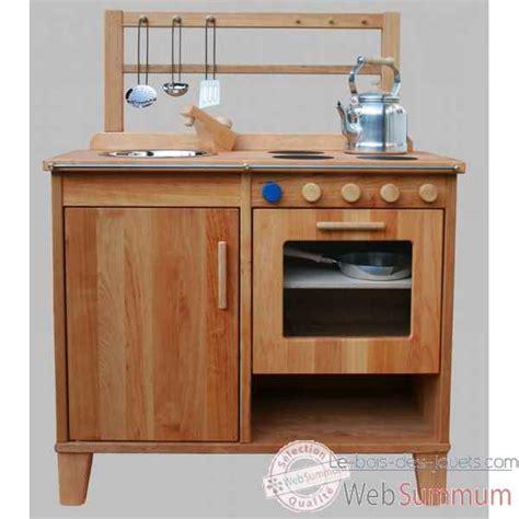 cuisine pour enfant jouet meuble maison de poup 233 e le bois des jouets