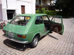 fiat 127 interni fiat 127 127 a berlina anno 1972 in vendita a breda di
