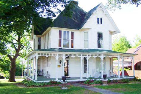 Southern House Plans With Wrap Around Porches Arkansas Folk Victorian Home Circa Old Houses Old