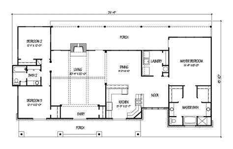 22 decorative rustic floor plans house plans 43624