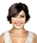 bi level haircuts hairstyles textured hairstyle bangs short hairstyle 2013