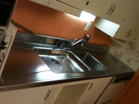 restore stainless steel sink 14 rare vintage kitchen sinks spotted in 6 years of