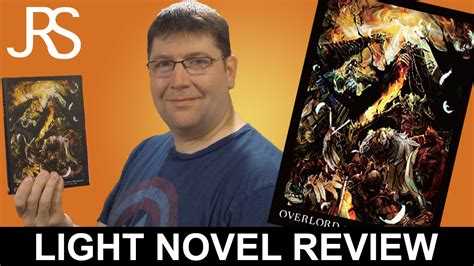 overlord vol 3 light novel overlord volume 1 light novel review justus r