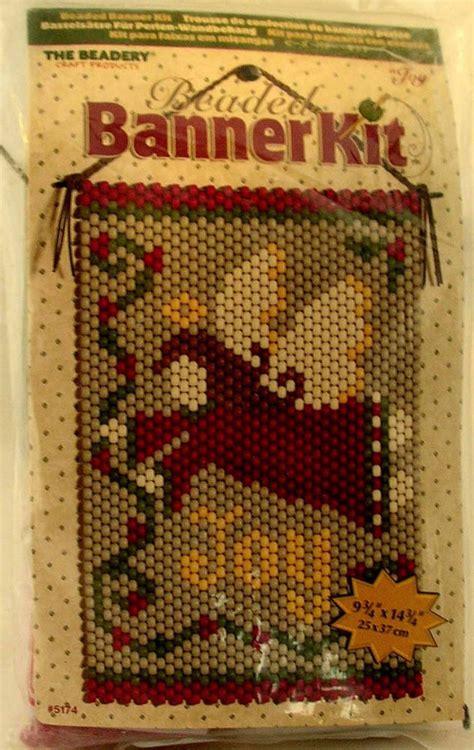the beadery beaded banner kit craft product nip