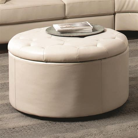 beige leather ottoman beige leather ottoman set steal a sofa furniture outlet