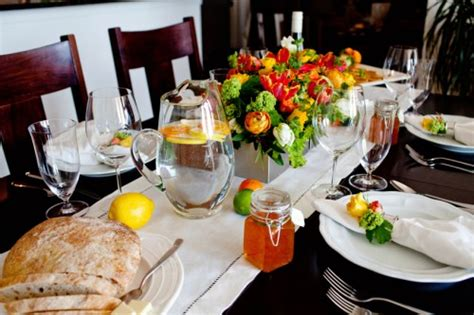 entertaining ideas orange and yellow citrus theme tabletop wedding and