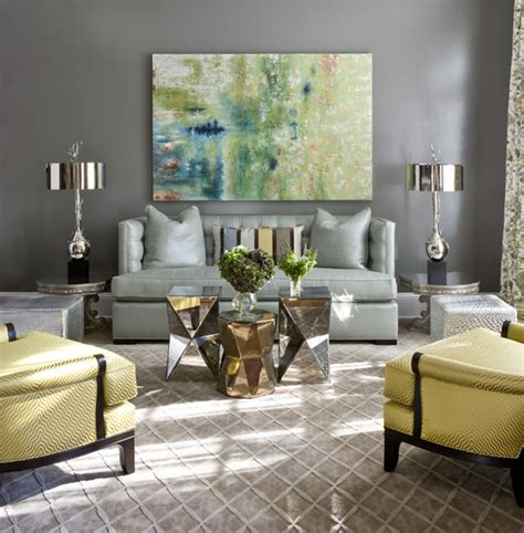 Metalic Design trends to bring the metallic luster and influences