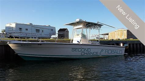 robalo boats houston 1996 used robalo 2520 center console fishing boat for sale