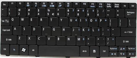 Keyboard Notebook Acer D257 acer aspire d257 laptop key