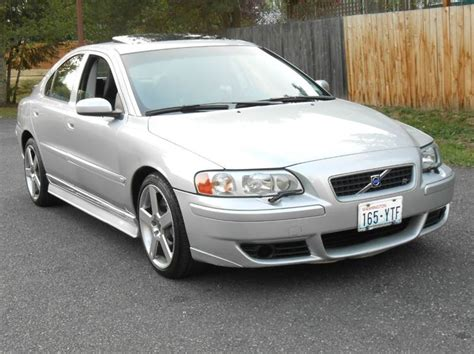 2005 volvo s60 awd 2005 volvo s60 r awd 4dr turbo sedan in edmonds wa weast