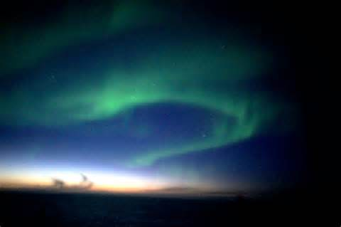What Are The Southern Lights Called by Borealis And Australis Occur In Atmosphere