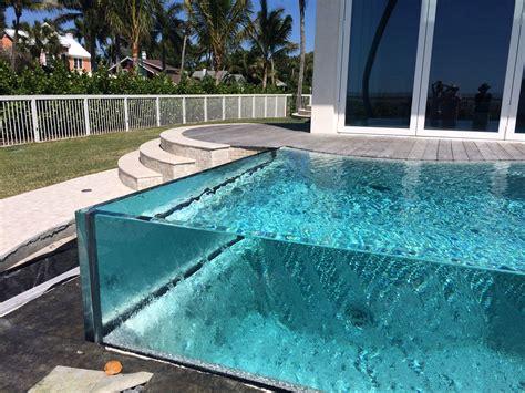 Glas Pool by Glass Edge Pool Swimming Pools Glass