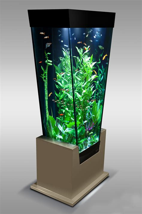 Aquarium Design En Colonne | colonne aquarium en v vissaya colonnes aquariums