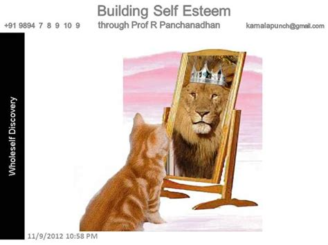building self esteem authorstream