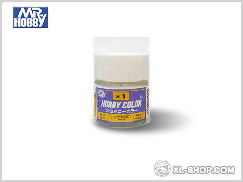Mr Color C156 White gunze sangyo mr color aqueous hobby color h1 white gloss