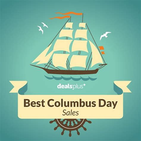 columbus day sales 2017