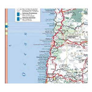 coast of oregon map oregon coast coast jetti cgrounds invitations ideas