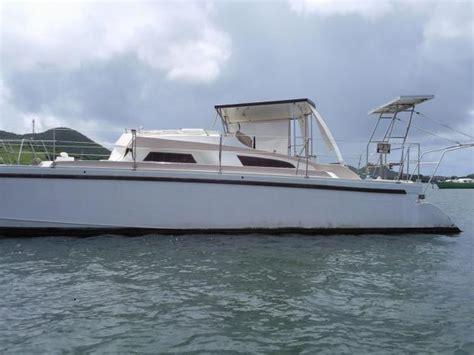 catamaran solaris 42 a vendre catamaran solaris 42