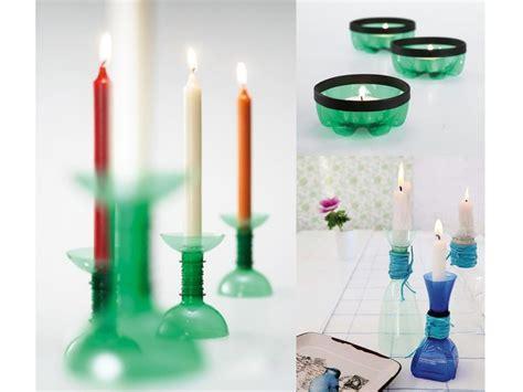 candelabros en botellas plasticas 70 ideas de reciclaje con botellas de pl 225 stico