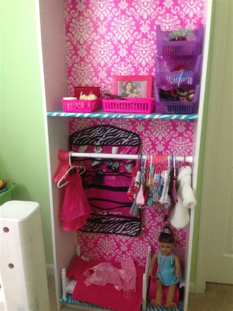 american doll room ideas american doll storage american other